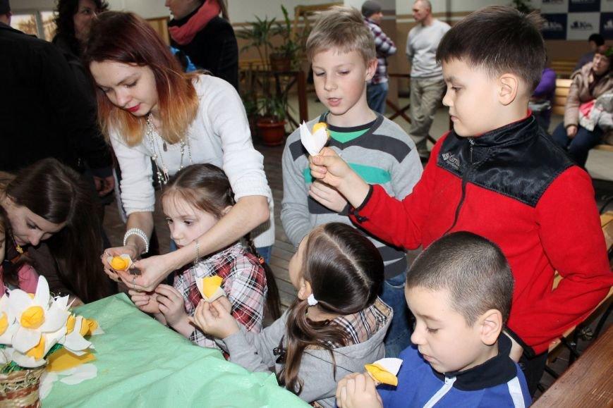 Маленькие полтавчане учились радовать своих родных (фото) - фото 1