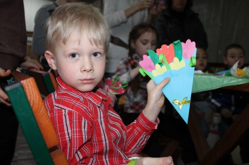 Маленькие полтавчане учились радовать своих родных (фото) - фото 8