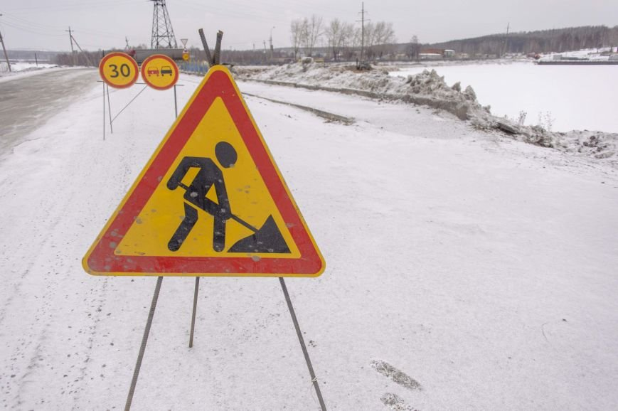 Ведутся ремонтные работы на Штанговском гидроузле Полевского (фотофакт), фото-4