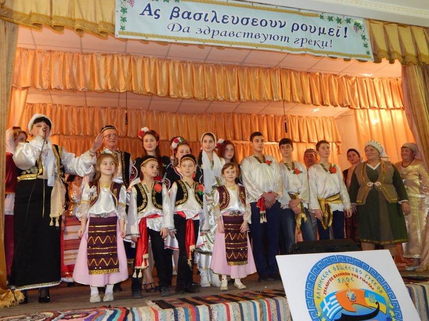 В поселке под Мариуполем инсценировали древний  свадебный обряд (ФОТО), фото-6
