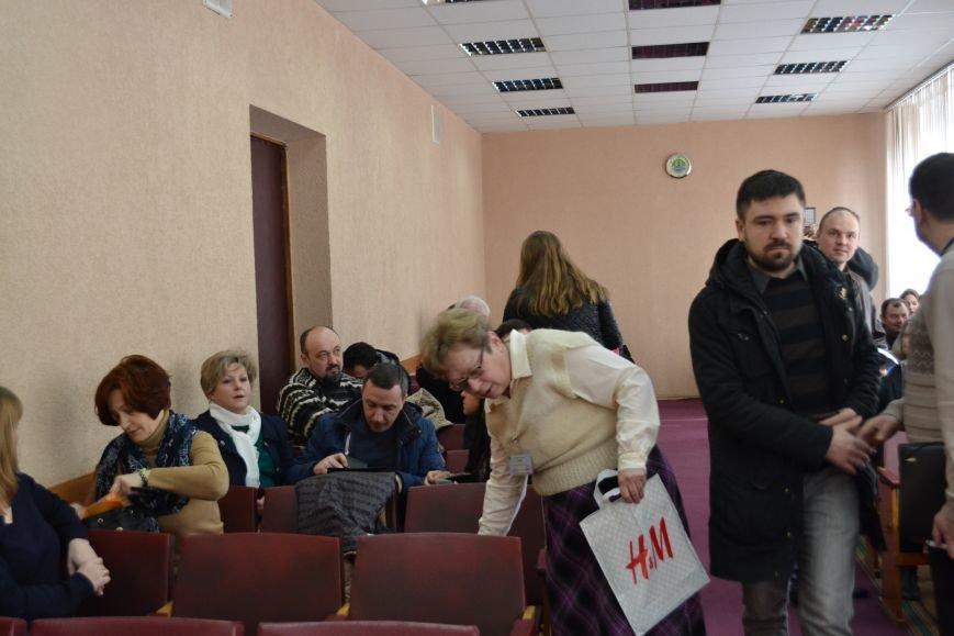 Заседание горизбиркома Кривого Рога началось с сюрприза (ФОТО), фото-8