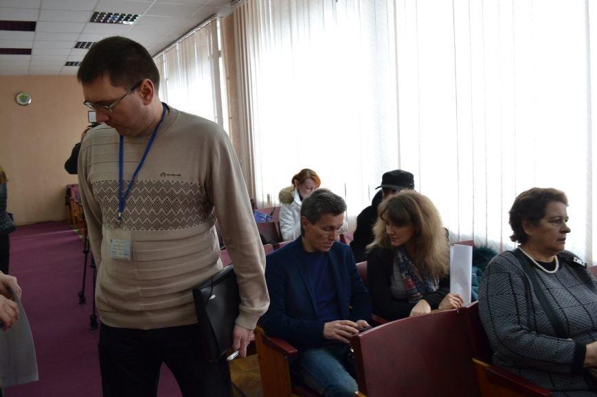 Заседание горизбиркома Кривого Рога началось с сюрприза (ФОТО), фото-9