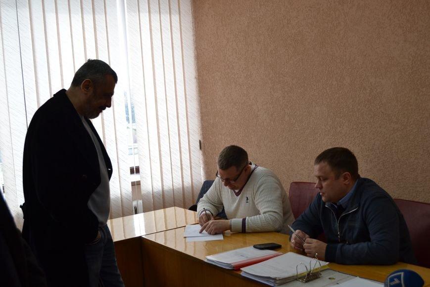 Заседание горизбиркома Кривого Рога началось с сюрприза (ФОТО), фото-14