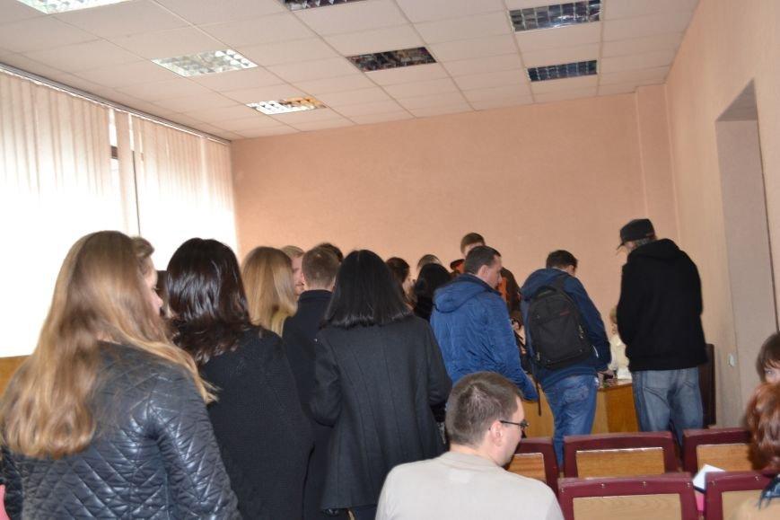 Заседание горизбиркома Кривого Рога началось с сюрприза (ФОТО), фото-13