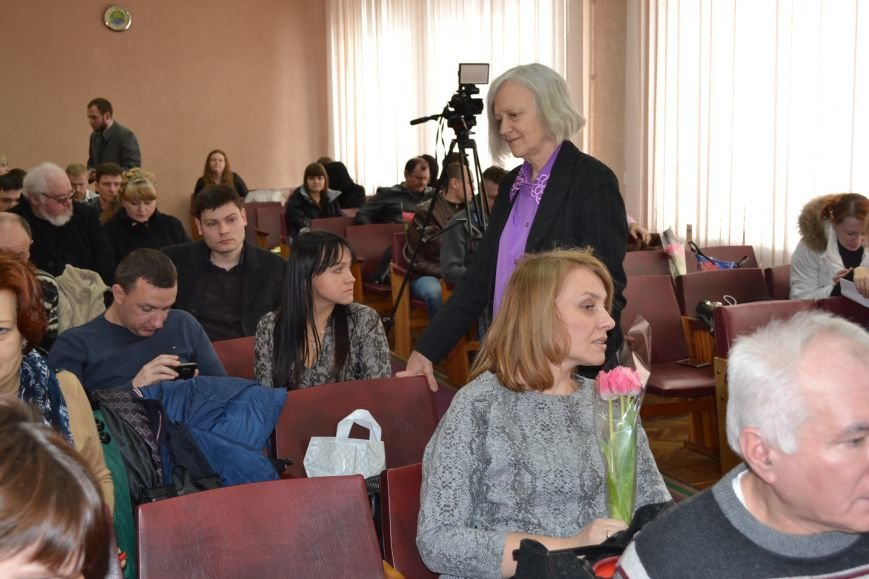 Заседание горизбиркома Кривого Рога началось с сюрприза (ФОТО), фото-6
