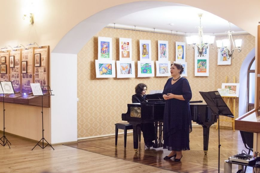 В Доме-музее А.П. Чехова провели концерт памяти Валентайна Аллистер, баритона из Ирландии, фото-5