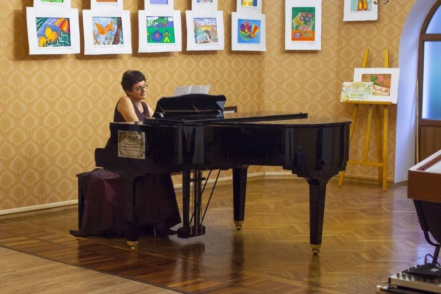 В Доме-музее А.П. Чехова провели концерт памяти Валентайна Аллистер, баритона из Ирландии (фото) - фото 1
