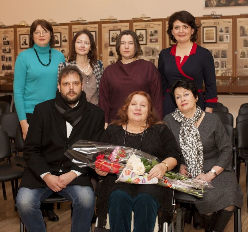 В Доме-музее А.П. Чехова провели концерт памяти Валентайна Аллистер, баритона из Ирландии, фото-9