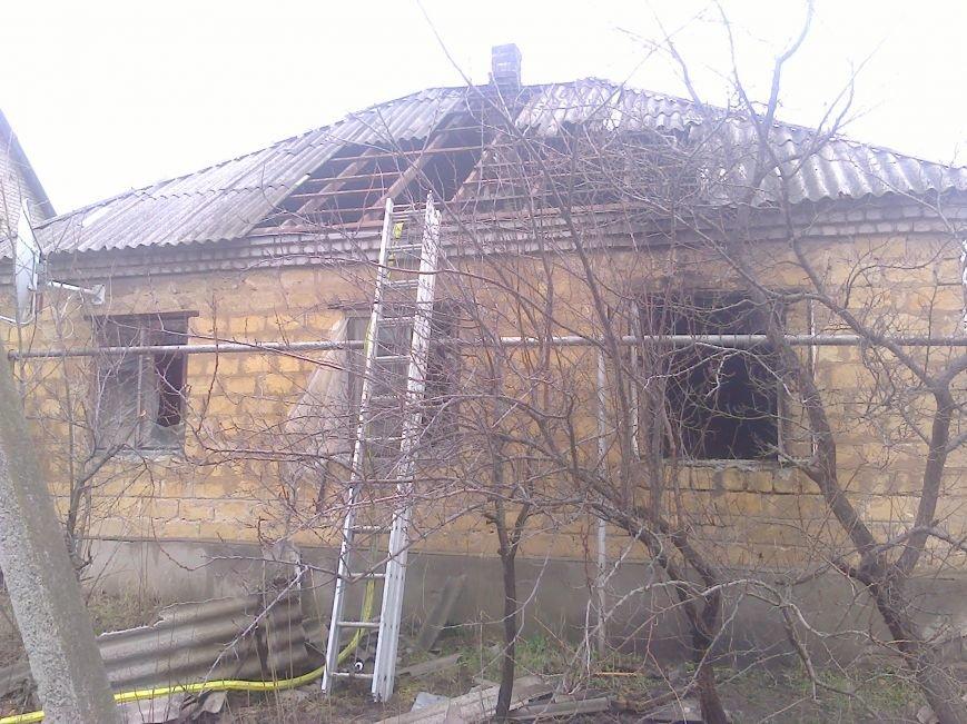 В Станице в страшном пожаре погиб 67-летний мужчина (ФОТО) (фото) - фото 1