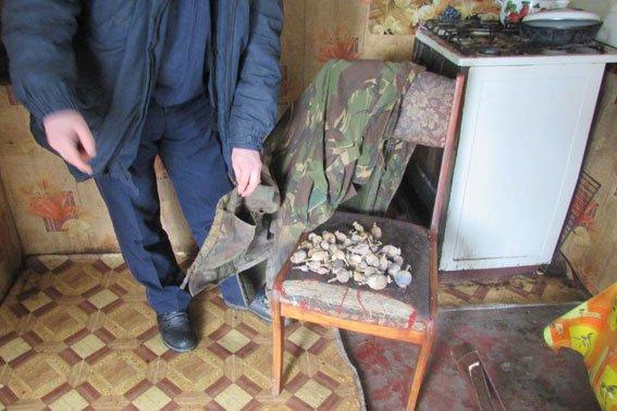 Новая полиция Полтавщины изымает наркотики (фото) - фото 3