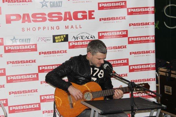 Известный певец Арсен Мирзоян поздравил днепропетровчанок с 8-ым марта (ФОТО) (фото) - фото 2