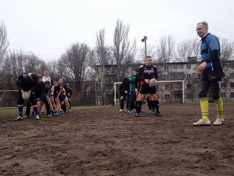 Мужчин Запорожья приглашают в регбийную команду (ФОТО) (фото) - фото 1