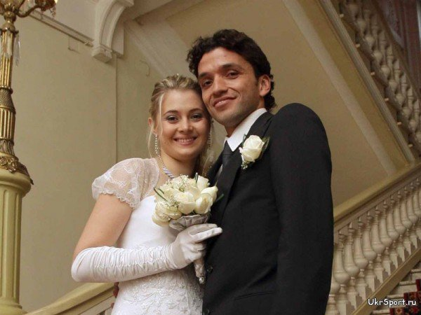 Эдмар с женой