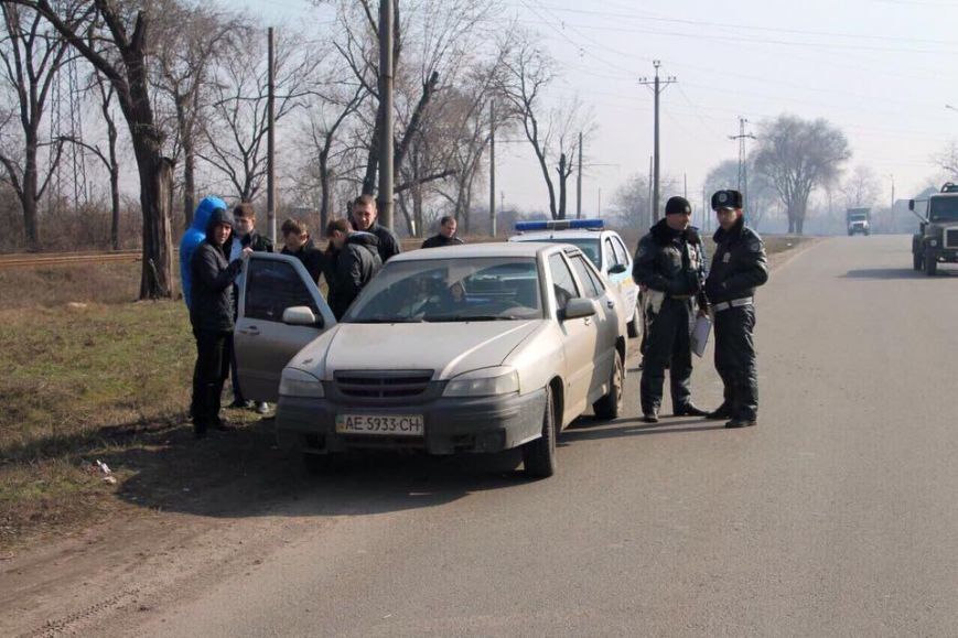 По информации горожан правоохранители задержали в Кривом Роге сбытчика амфетамина (ФОТО), фото-1