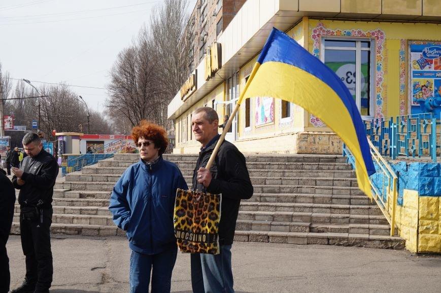 """Путін, ти с**ло: воюєш із жінками"":  криворожане вышли на акцию в поддержку Надежды Савченко (ФОТО), фото-6"
