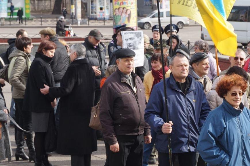 """Путін, ти с**ло: воюєш із жінками"":  криворожане вышли на акцию в поддержку Надежды Савченко (ФОТО), фото-23"