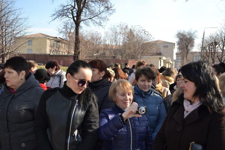 В Днепродзержинске отмечают день рождения Тараса Шевченко, фото-5