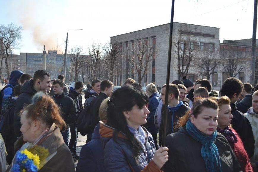 В Днепродзержинске отмечают день рождения Тараса Шевченко, фото-7