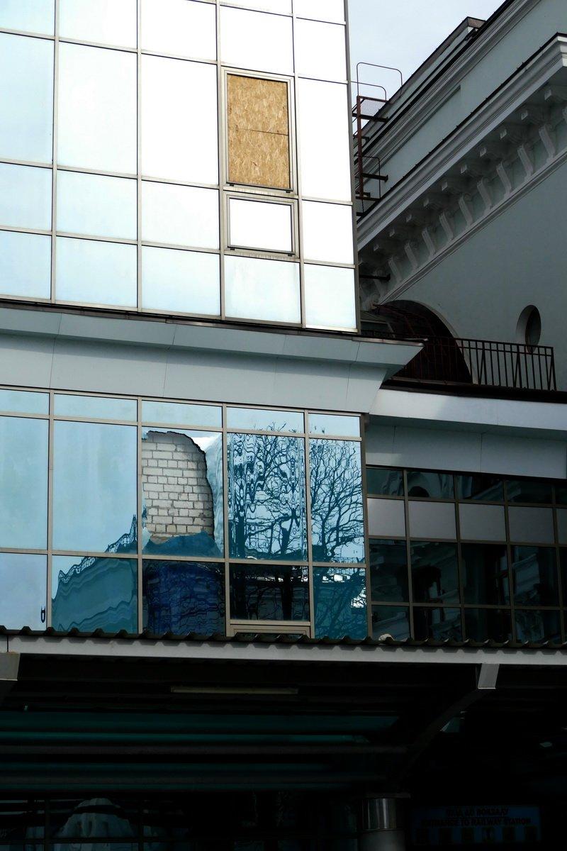 Как сегодня выглядит железнодорожный вокзал в Донецке (ФОТО) (фото) - фото 1