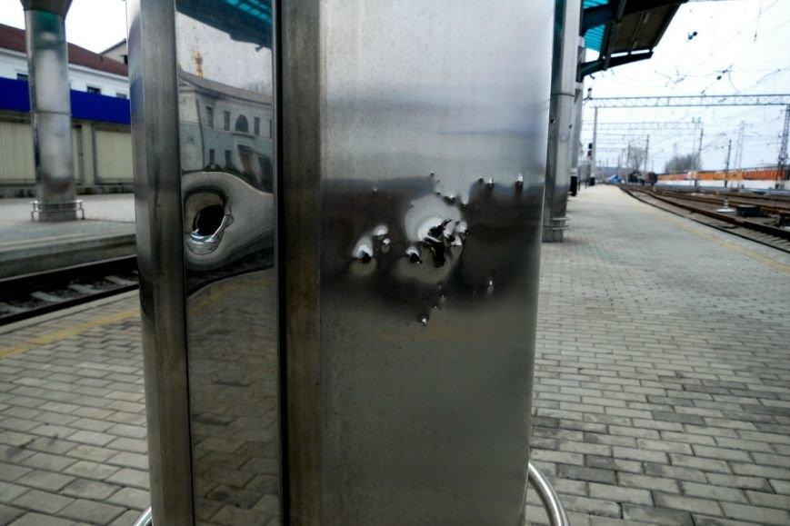 Как сегодня выглядит железнодорожный вокзал в Донецке (ФОТО) (фото) - фото 2