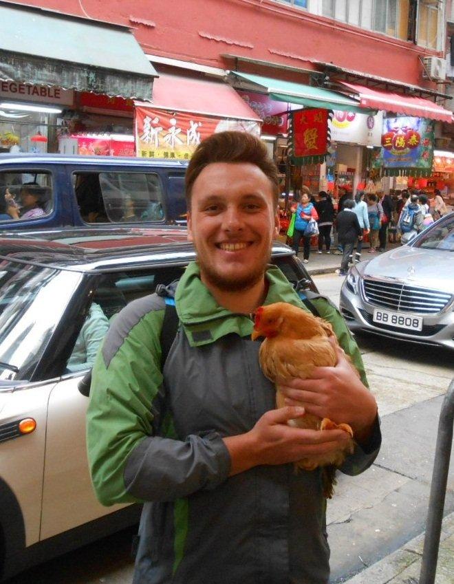 5 историй запорожцев, которые путешествуют автостопом (фото) - фото 1
