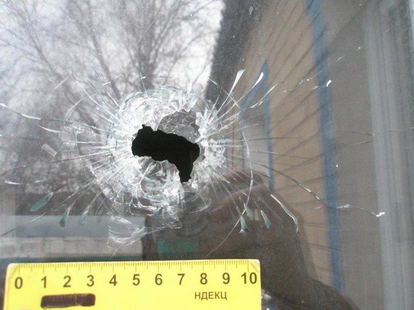 В результате обстрела в Авдеевке пострадало два жилых дома (ФОТО) (фото) - фото 1