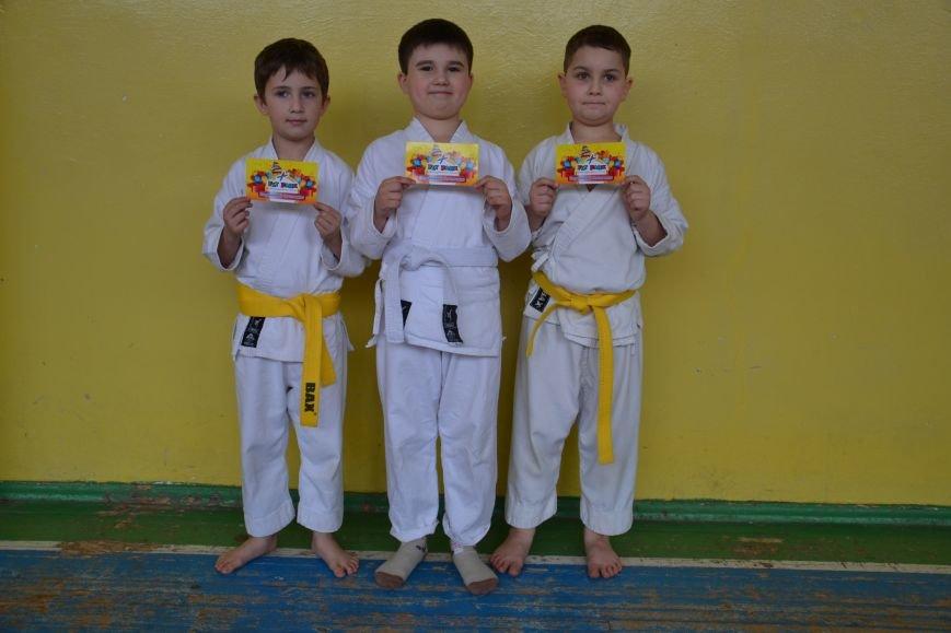 Юные спортсмены боролись за звание Чемпиона Кривого Рога по каратэ-до (ФОТО), фото-19