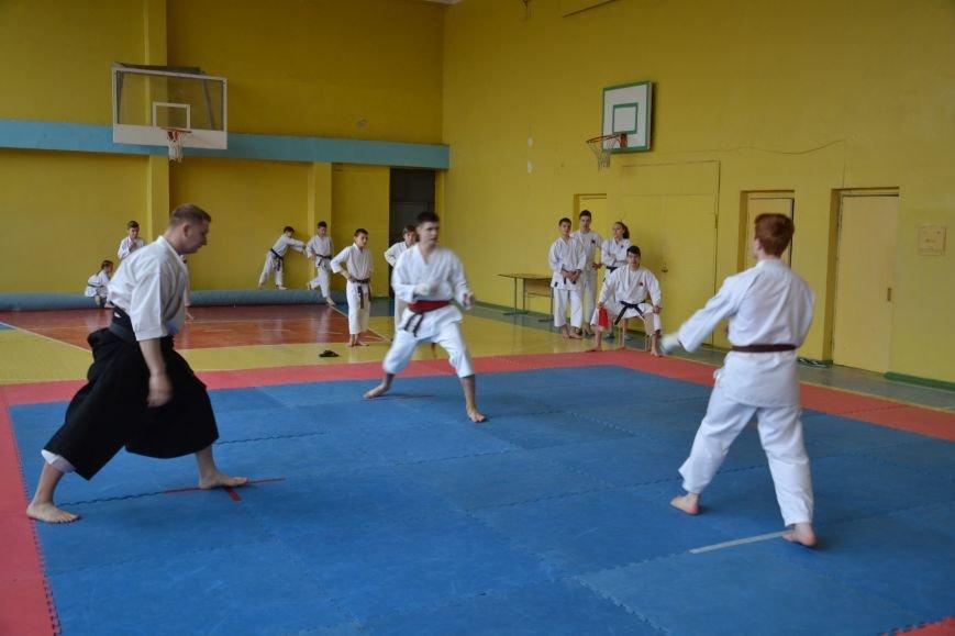 Юные спортсмены боролись за звание Чемпиона Кривого Рога по каратэ-до (ФОТО), фото-7