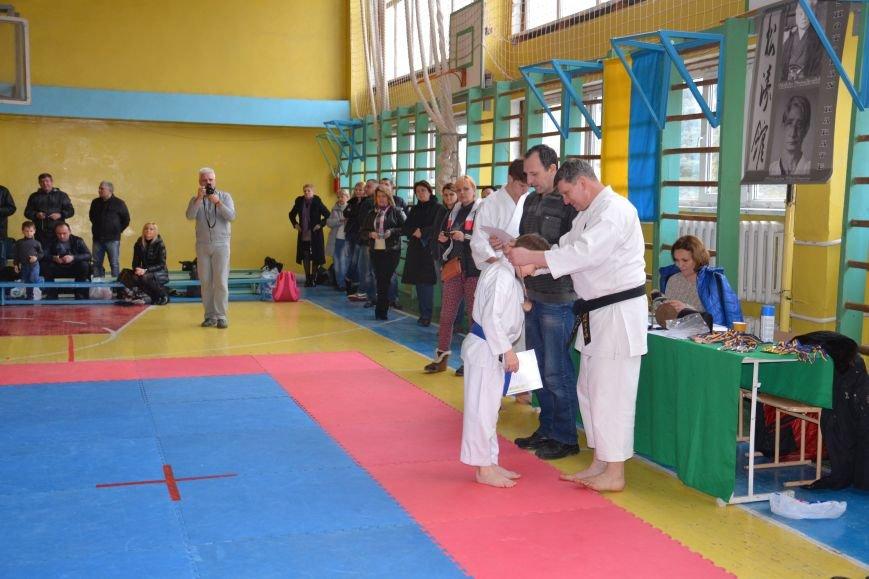 Юные спортсмены боролись за звание Чемпиона Кривого Рога по каратэ-до (ФОТО), фото-9