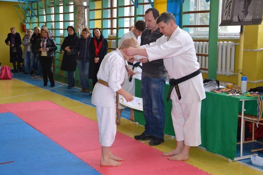 Юные спортсмены боролись за звание Чемпиона Кривого Рога по каратэ-до (ФОТО), фото-13