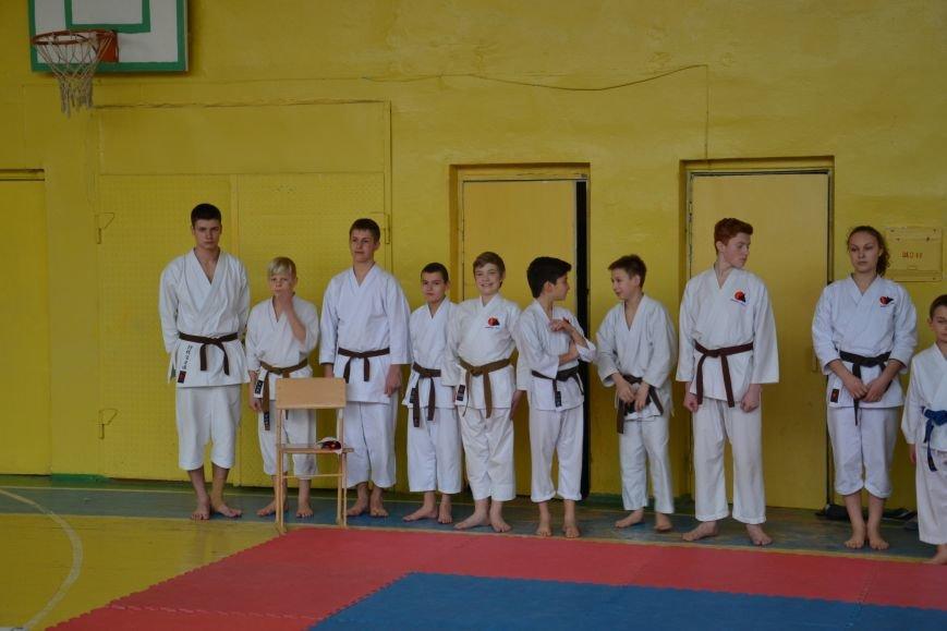 Юные спортсмены боролись за звание Чемпиона Кривого Рога по каратэ-до (ФОТО), фото-12