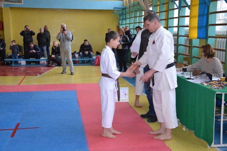 Юные спортсмены боролись за звание Чемпиона Кривого Рога по каратэ-до (ФОТО), фото-16