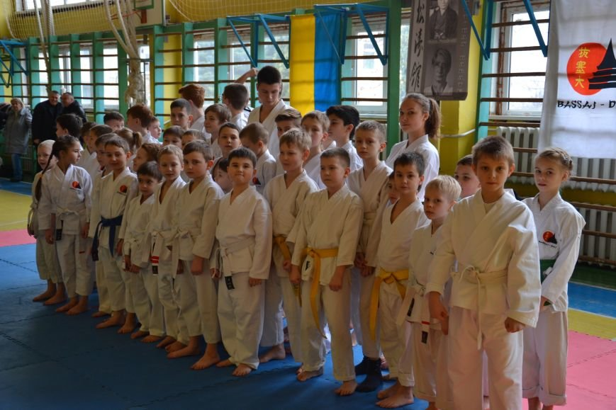 Юные спортсмены боролись за звание Чемпиона Кривого Рога по каратэ-до (ФОТО), фото-1