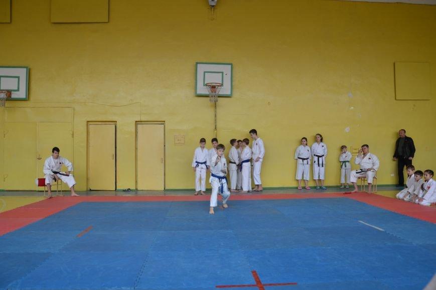 Юные спортсмены боролись за звание Чемпиона Кривого Рога по каратэ-до (ФОТО), фото-3