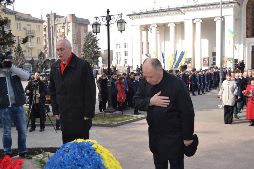 В Кривом Роге почтили память Великого Кобзаря (ФОТО), фото-7