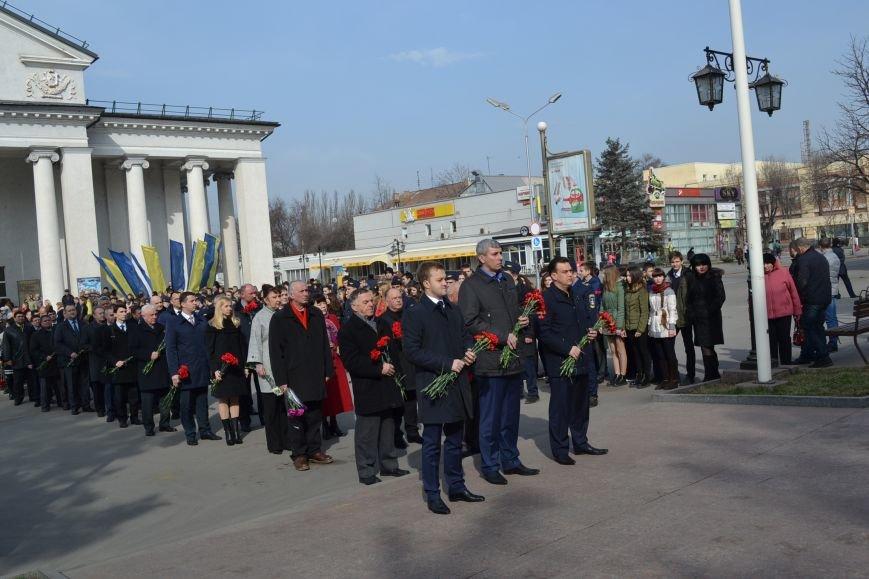 В Кривом Роге почтили память Великого Кобзаря (ФОТО), фото-4