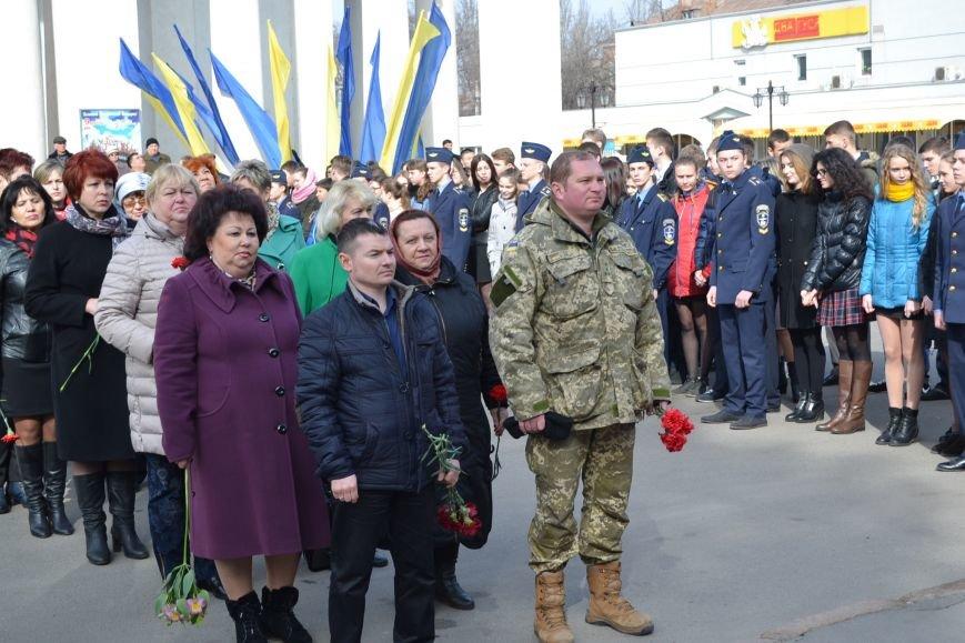 В Кривом Роге почтили память Великого Кобзаря (ФОТО), фото-11