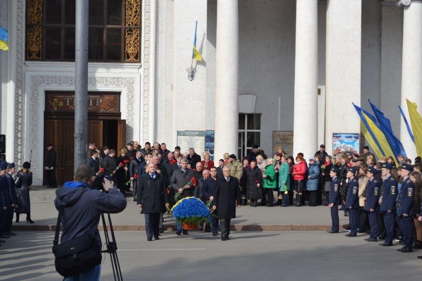 В Кривом Роге почтили память Великого Кобзаря (ФОТО), фото-2