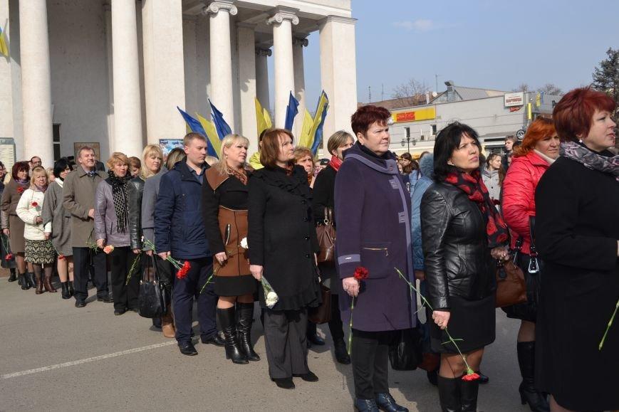 В Кривом Роге почтили память Великого Кобзаря (ФОТО), фото-10