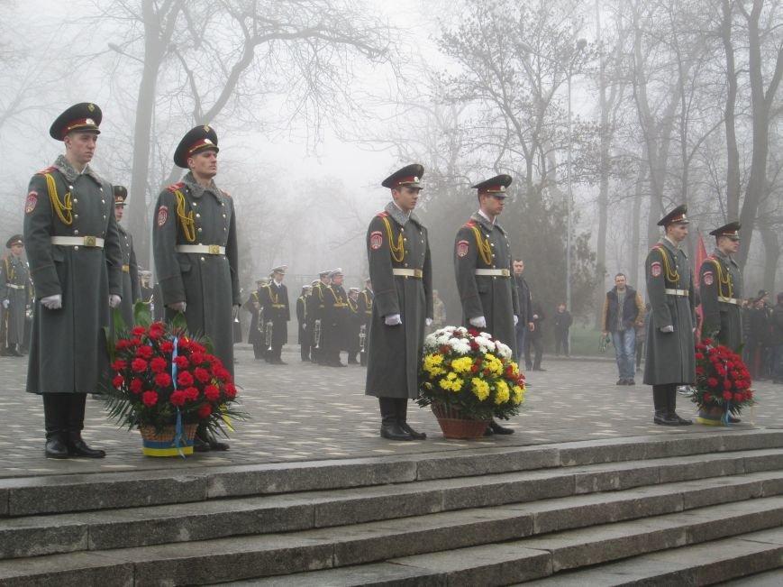 df0e00a31253d5f882b681f773754351 Одесситы отпраздновали 202 годовщину со дня рождения Шевченко