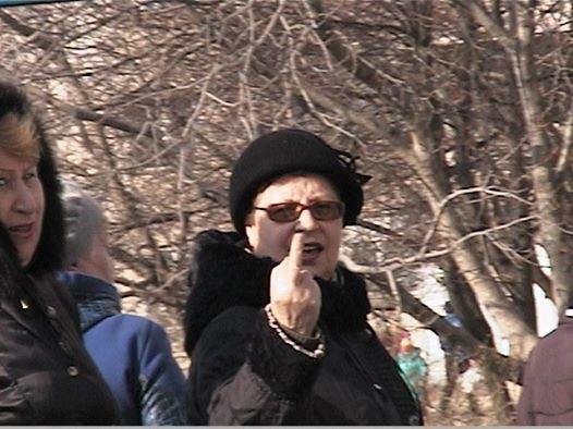 """В МКР """"Восточный"""" пытались собрать подписи за переименование пр. Жукова (ФОТО, ВИДЕО), фото-1"""
