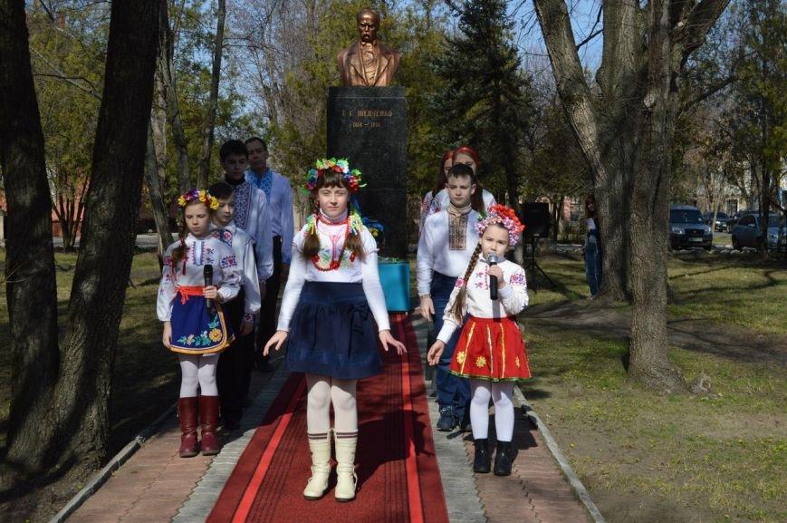 День рождения Кобзаря отметили в Северодонецке (ФОТО) (фото) - фото 2