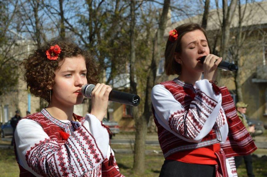 День рождения Кобзаря отметили в Северодонецке (ФОТО), фото-4