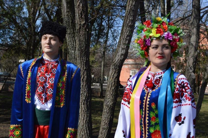 День рождения Кобзаря отметили в Северодонецке (ФОТО) (фото) - фото 1