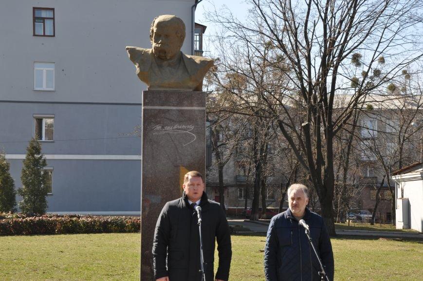 Шевченковский митинг в Краматорске перерос в акцию поддержки Надежды Савченко, фото-2