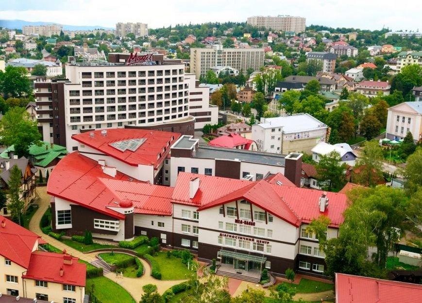 Отдых в отеле «Миротель», на курорте Трускавец, фото-1
