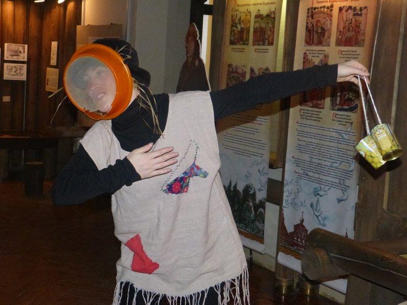 В музее сыктывкарцев ждет сама Масленица (фото) - фото 3