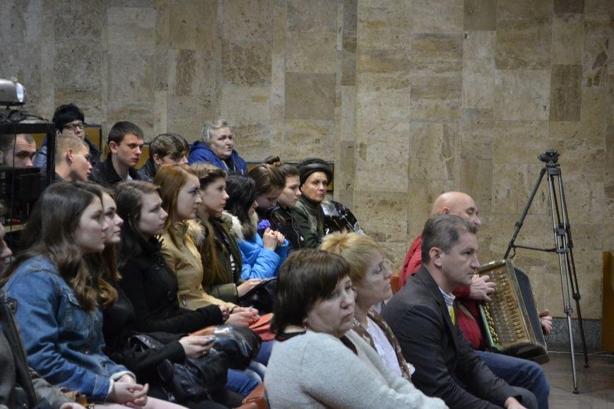 Шевченковский праздник прошел в музее истории Днепродзержинска, фото-4