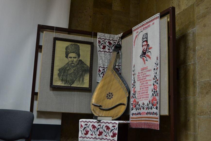 Шевченковский праздник прошел в музее истории Днепродзержинска, фото-2