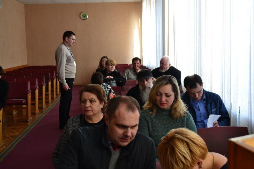 Горизбирком Кривого Рога утвердил текст избирательного бюллетеня (ФОТО), фото-7